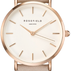 Rosefield The West Village Soft Pink Rose Gold